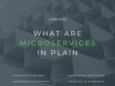 What Are Microservices in Plain