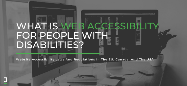 What is Web Accessibility for people with disabilities?