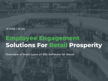 Retail Employee Engagement Solutions: Overview