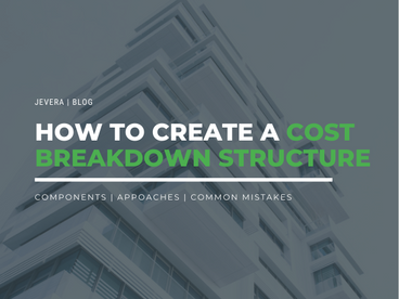 Why Do You Need A Project Cost Breakdown
