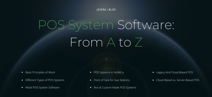 POS System Software From A to Z