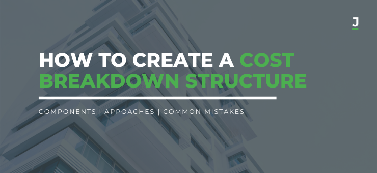 How to create a cost breakdown structure