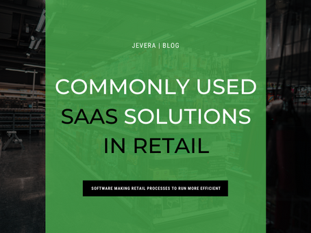 Commonly Used SaaS Solutions In Retail