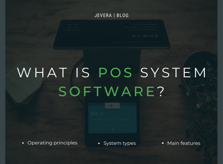 What Is POS System Software In General?