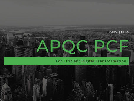 What Is The Purpose of APQC Process Classification Framework