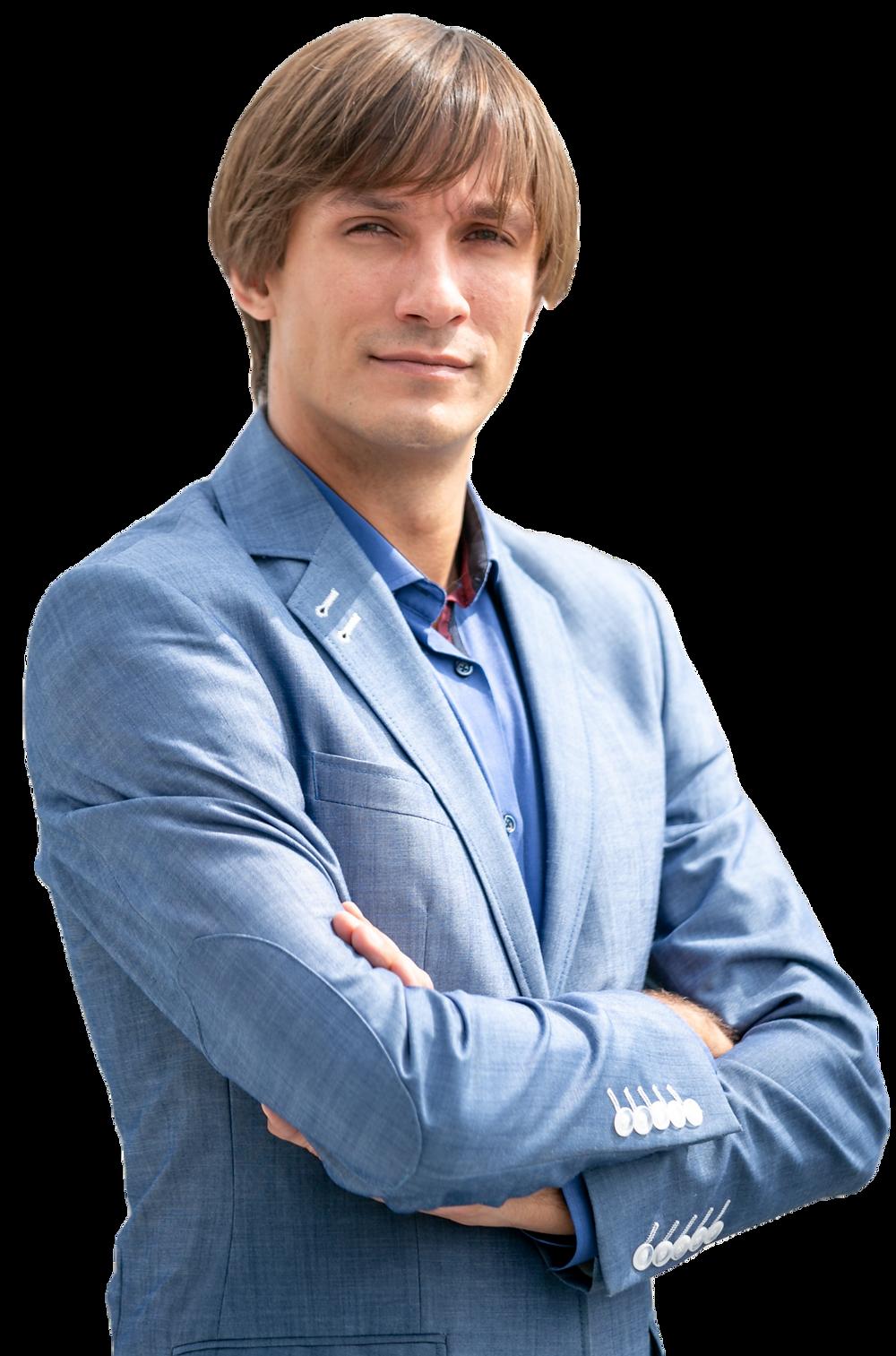 Evgeniy Aleksandrenko, Digital Transformation Officer at JEVERA