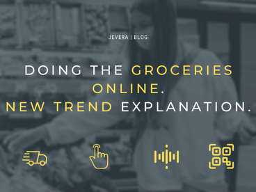 Rapid Online Food Shopping Development: New Trend Explanation