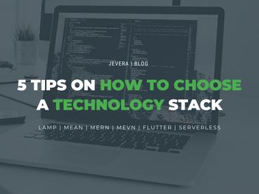 How Not To Fail Choosing A Tech Stack