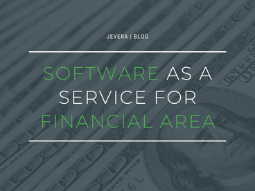 Software As A Service Products For Financial Sector
