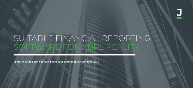 Suitable Financial reporting Software for XBRL Reality