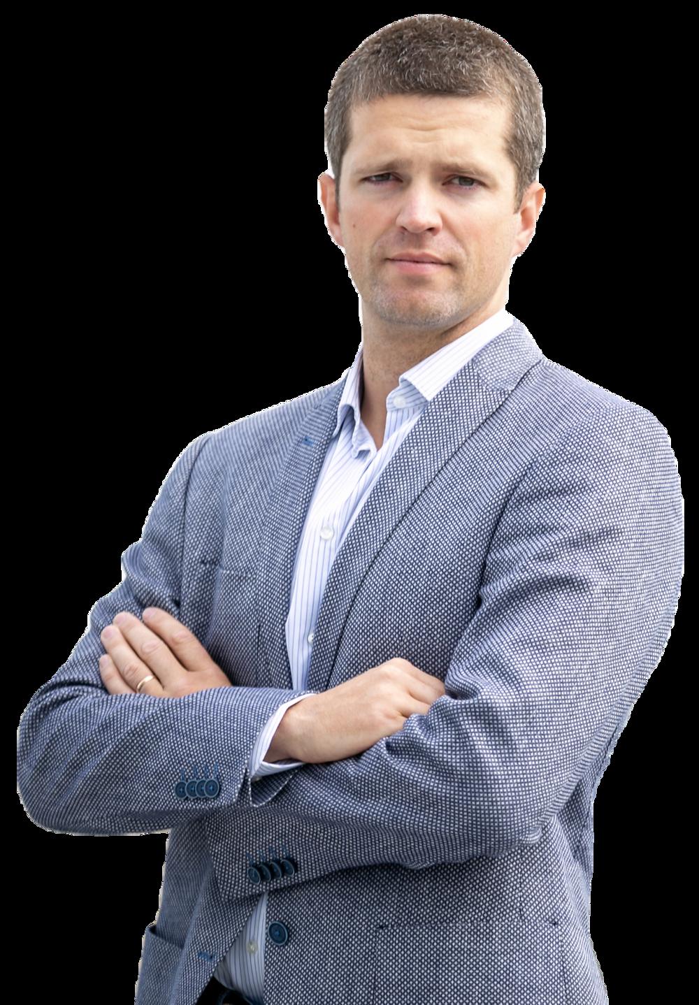 Anatoliy Medvedchuk, Software Architect at JEVERA