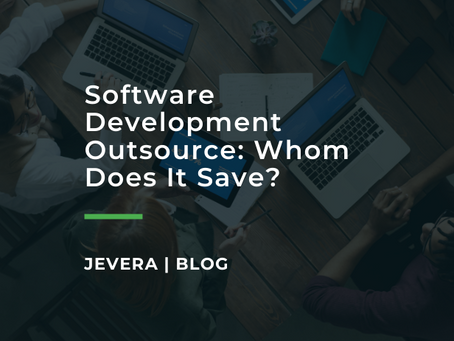 Software Development Outsource: Whom Does It Save?