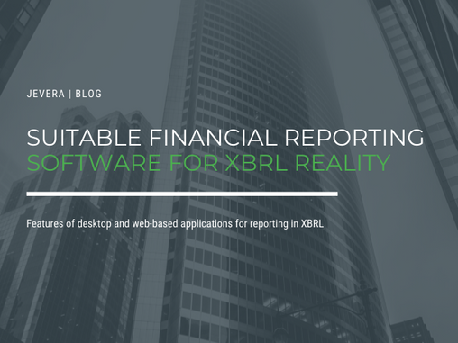 iXBRL Software: What Helps To Convert Financial Data