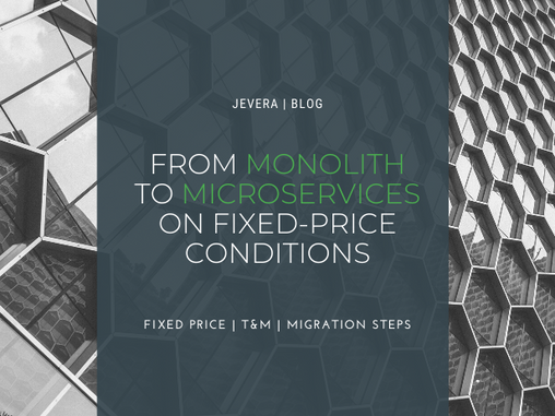 Migrating Monolith To Microservices: What Pricing Model Is Applicable