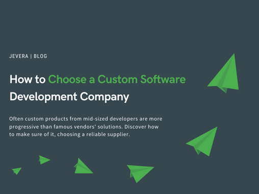 How to Choose a Software Development Company