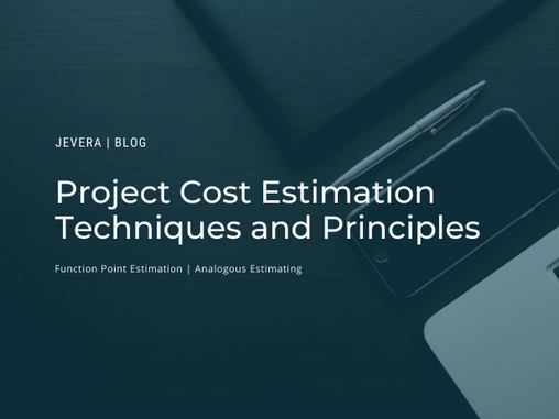 Role of Estimation In Software Engineering