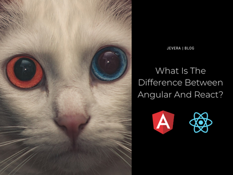 What Is The Difference Between Angular And React?