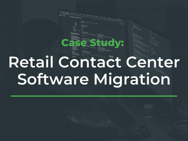 Contact Center Software Migration To Microservices: Engineering Case Study