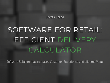 Real-Time Delivery Calculator: Example of Omnichannel Management Middleware