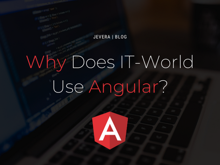 Why Does IT-World Use Angular?