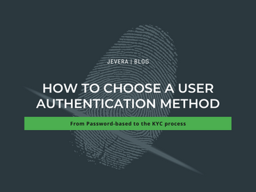 Top Widespread Types of Authentication Methods