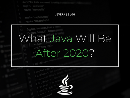 Future of Java Programming: What Will Be After 2020?
