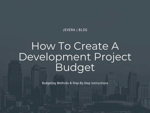 Short Guideline On How To Budget A Project