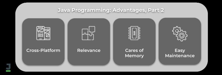 Java Programming Advantages, Part 2