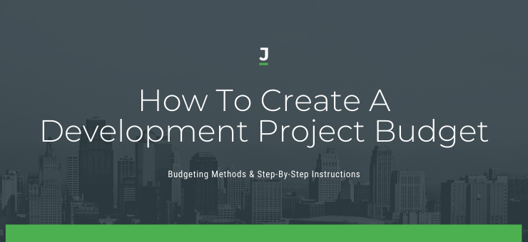 How To Create A Development Project Budget