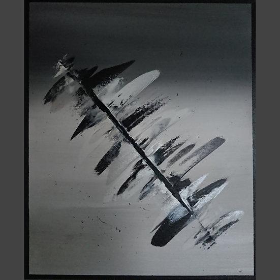 Horizon 50 x 60 cm