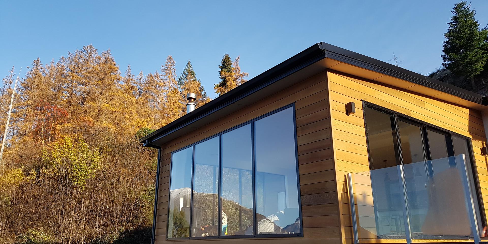 Valley + 2 Bedroom Modules exterior