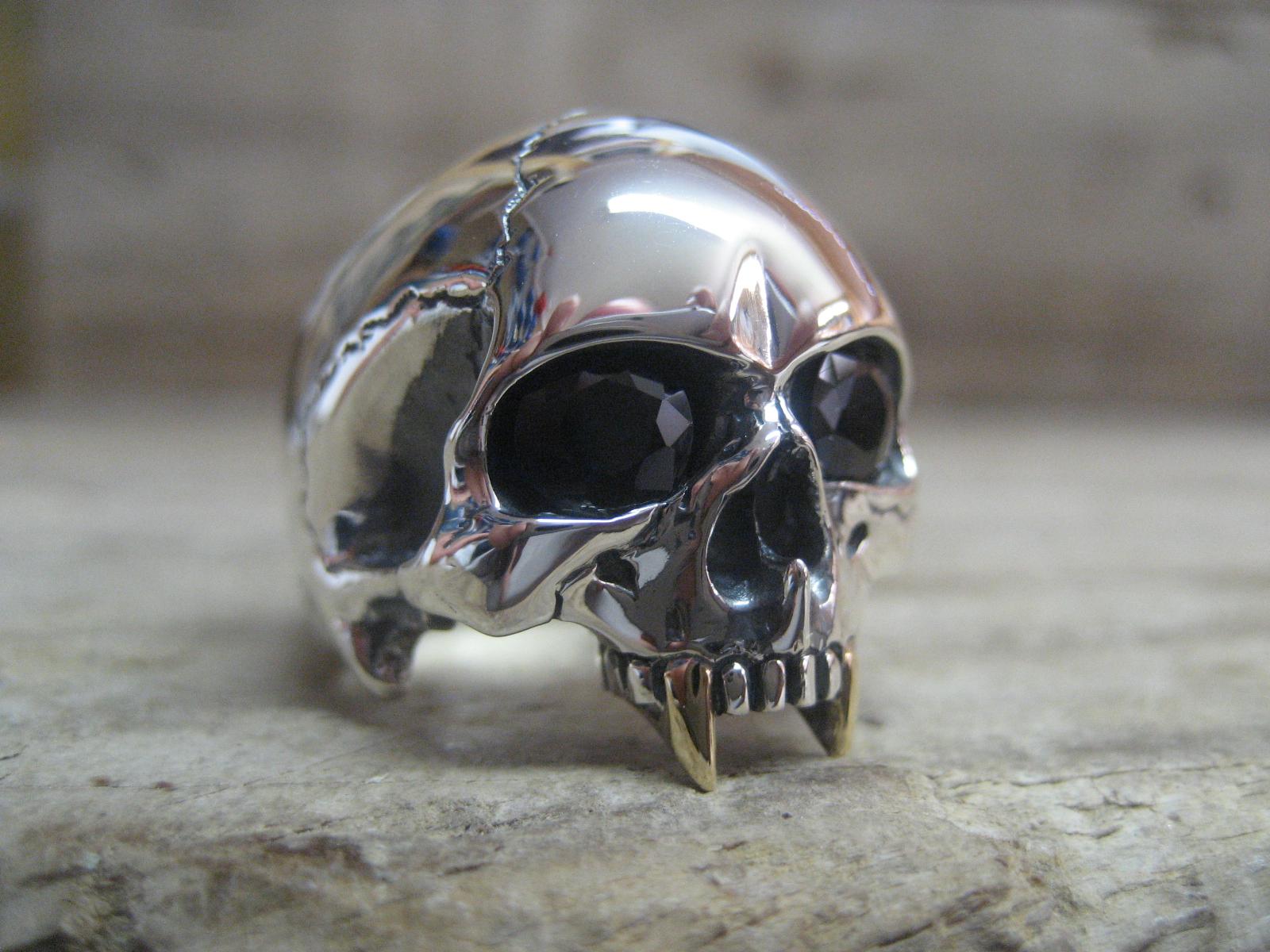 Custom Vampire ring