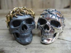 Crown of Thorns rings
