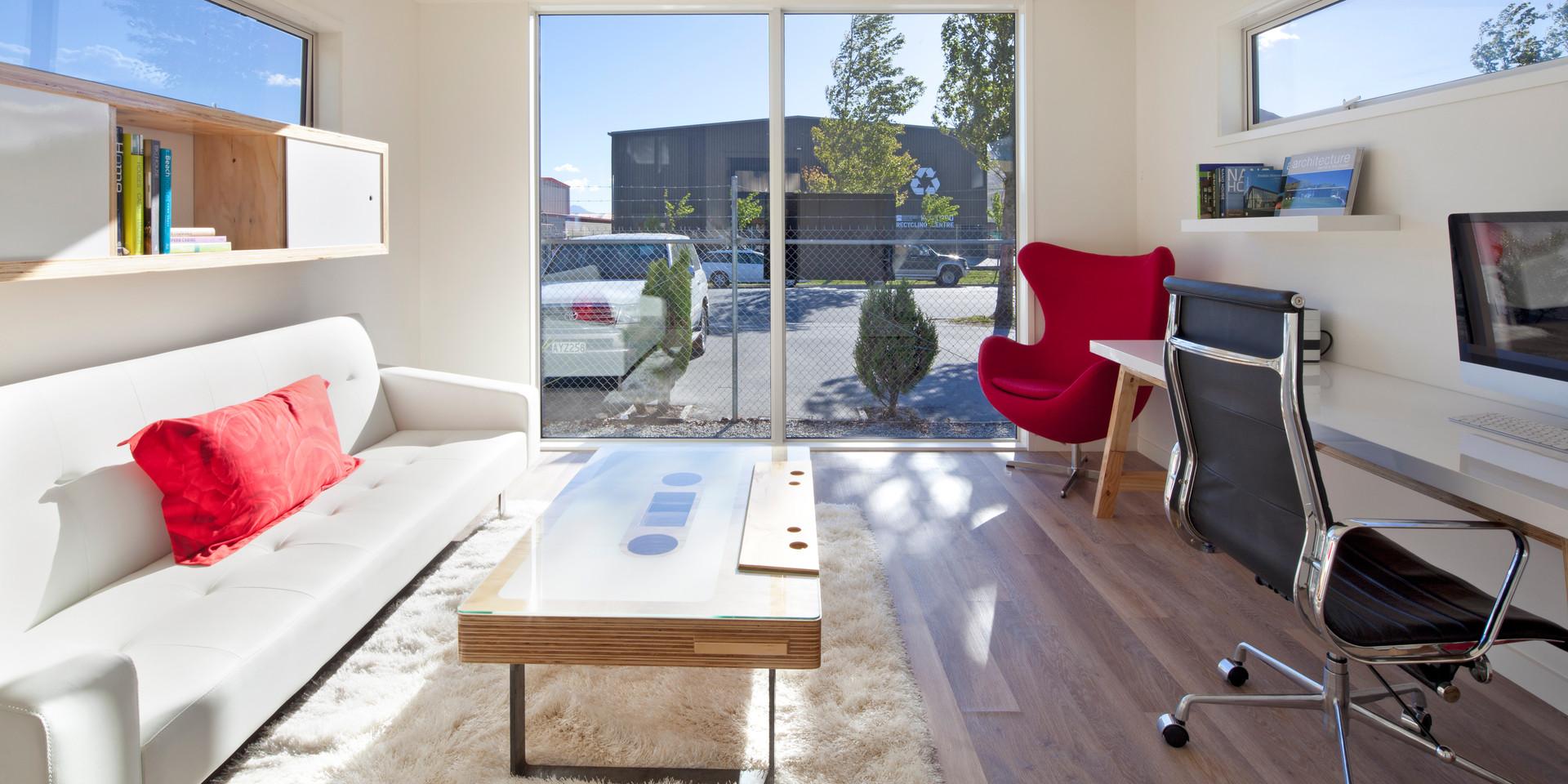 Modbox Peak Studio Office