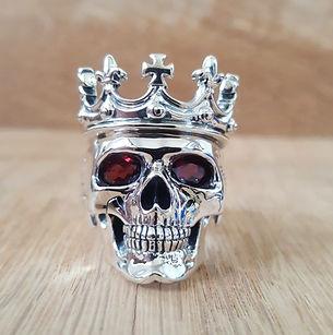 Deadringer King Classic Skull Ring (4).j