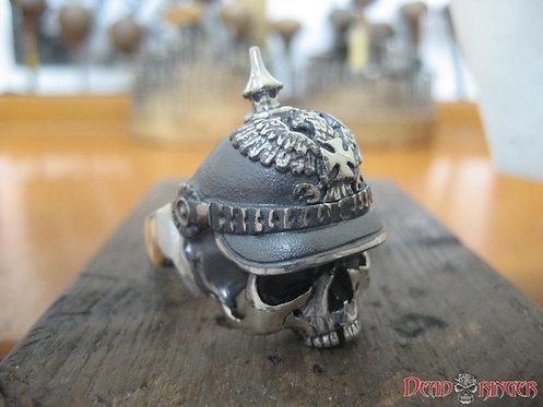 Kaiser Skull Ring