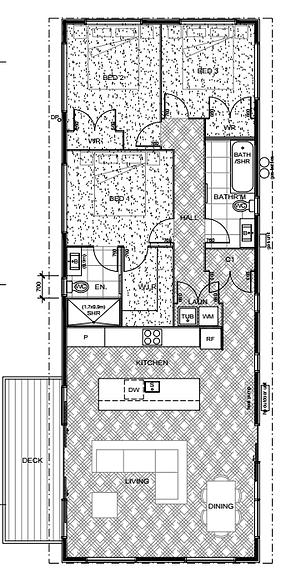 Pinnacle on Point floor plan