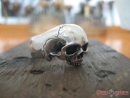 Yorick Minima Skull Ring