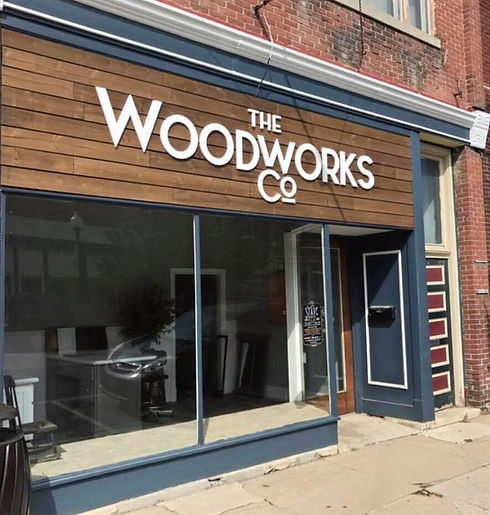 The Woodworks Company Design Center in Lawrenceburg, Kentucky