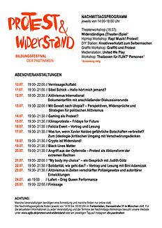 Flyer Protest und Widerstand.png