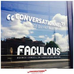 CONVERSATIONNEL & FABULOUS