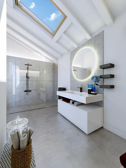 Salle de bains haut de gamme, rénovation de salle de bains