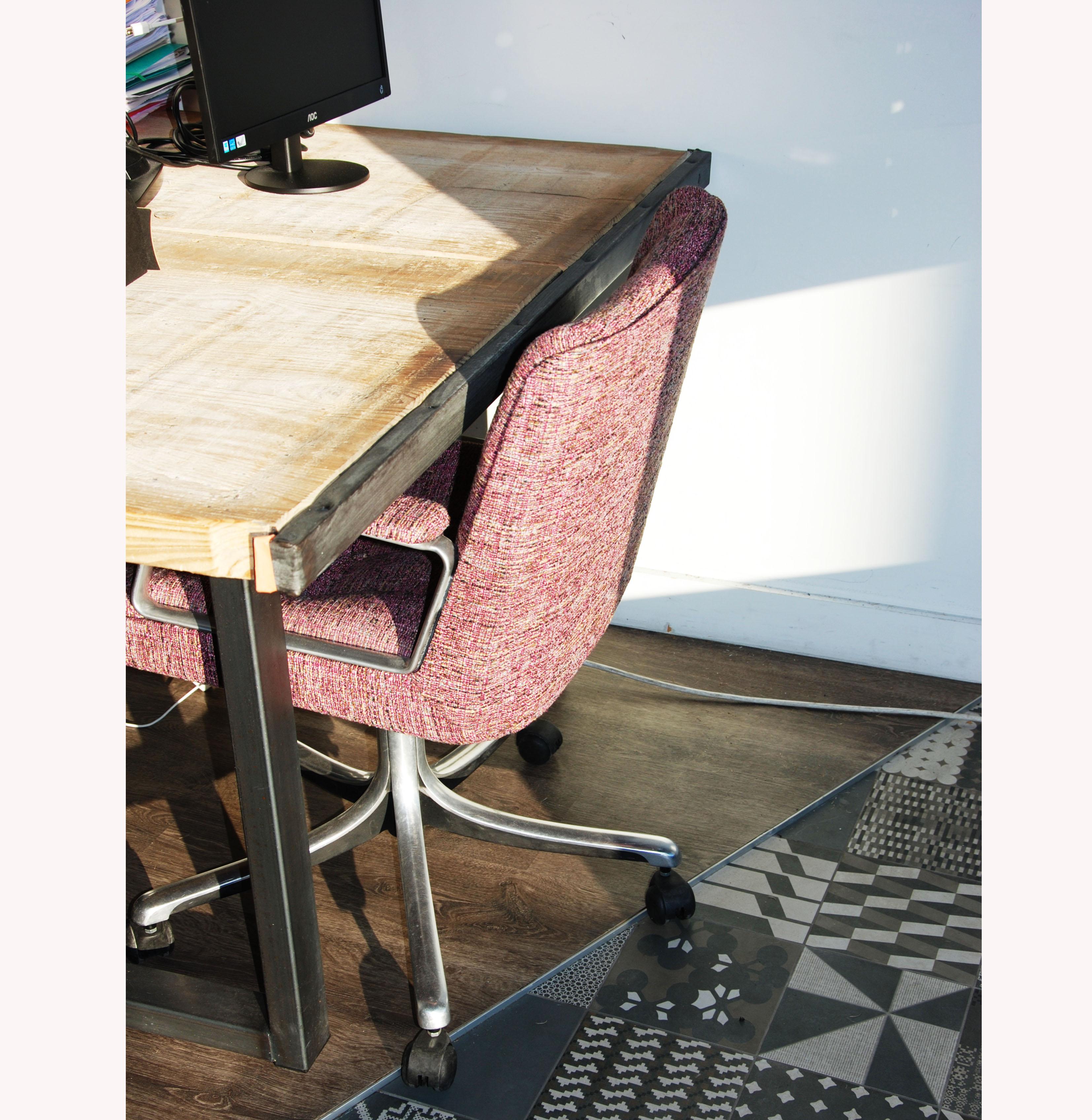 Sièges et tables sur-mesure