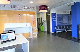 CARSAT espaces libre-service
