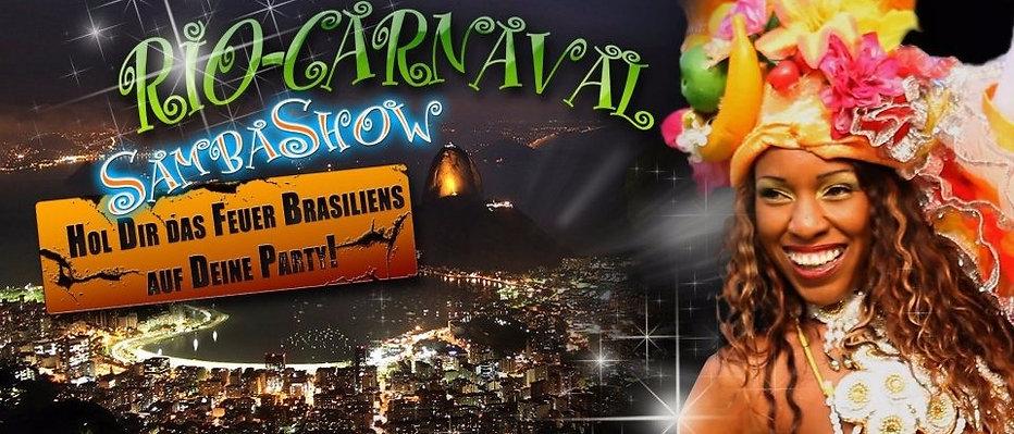 Sambashow Rio Carnaval