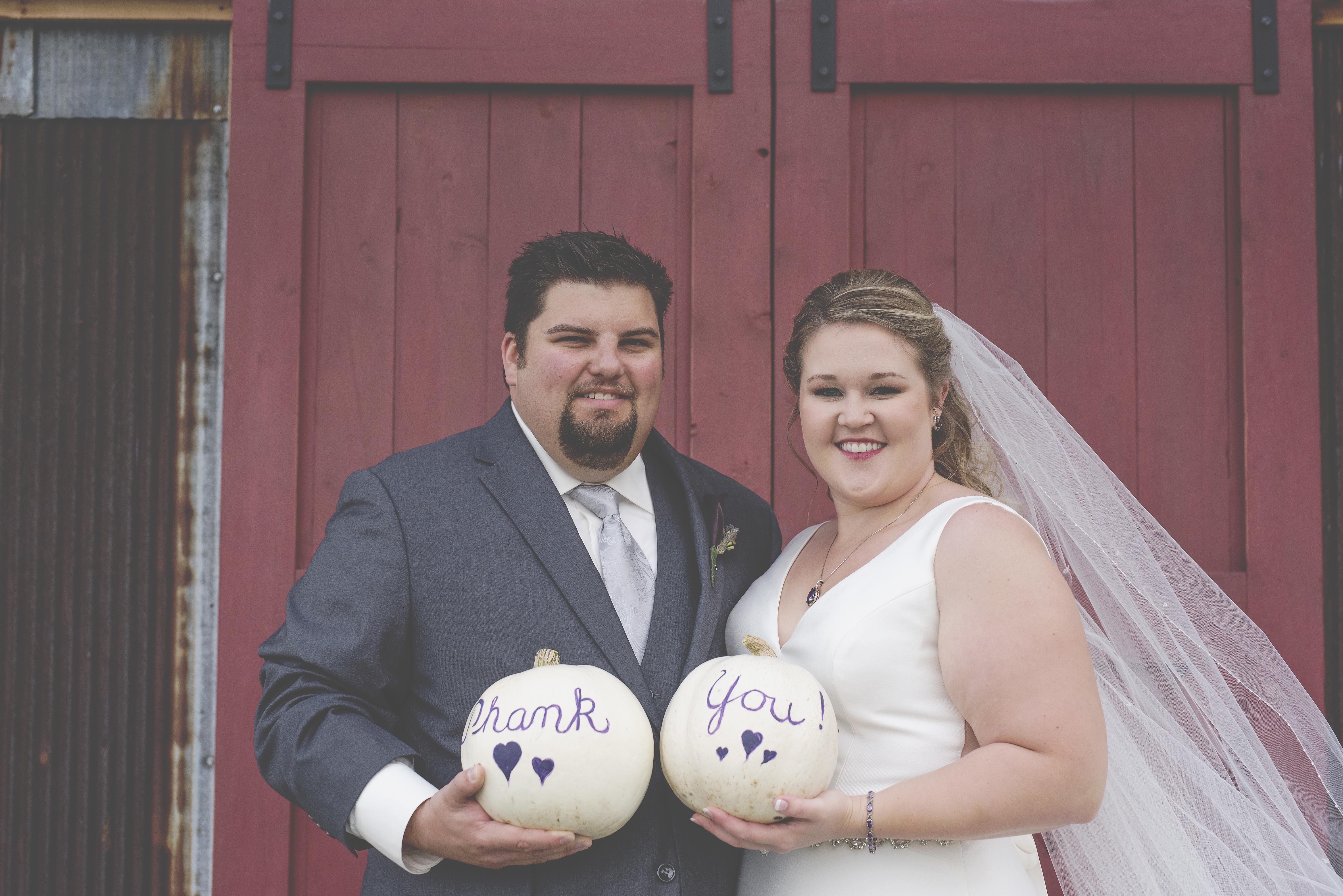 Zach & Hannah - October 2017