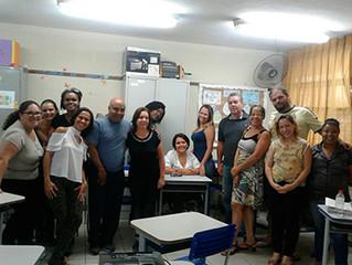 Terceiro curso sobre Educação Inclusiva é ministrado para equipe da Escola M. Governador Ozanam Coel