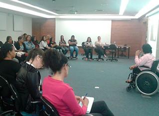 Cine Educação fala sobre a linguagem da criança com deficiência