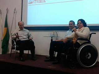 Instituto Ester Assumpção participa do programa Palavras Mestras, em BH