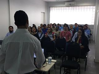 Instituto ministra palestra sobre inclusão e desenvolve atividade lúdica em uma empresa de BH